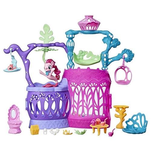 Игровой набор Замок Мерцание My Little Pony Hasbro