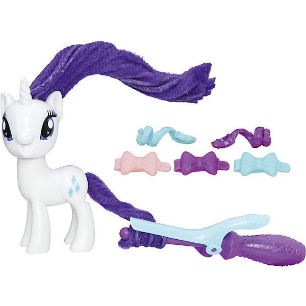 Игрушка Пони с праздничными прическами Рарити My Little Pony Hasbro
