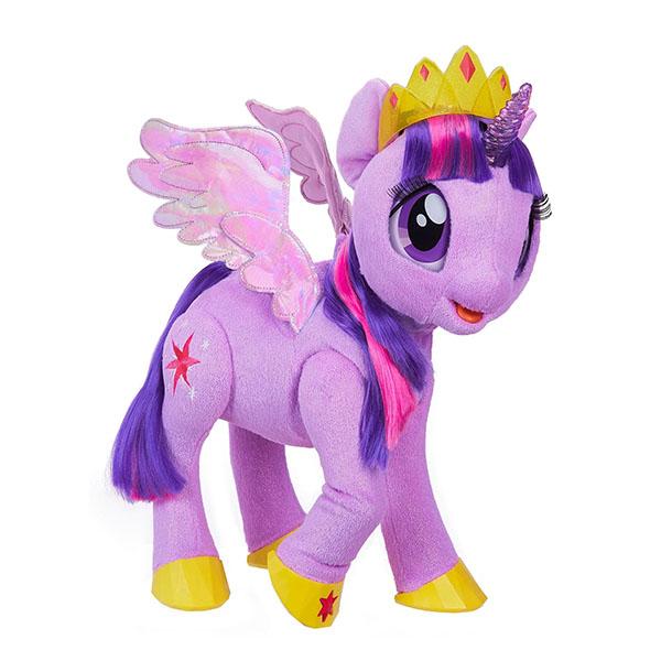 Интерактивная пони Твайлайт Спаркл Сияние 40 см My Little Pony Hasbro