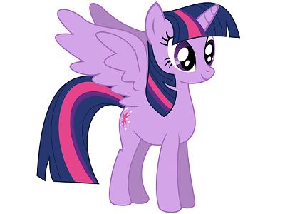 Твайлайт Спаркл (Единорог Twilight Sparkle, Сумеречная Искорка) герой My Little Pony