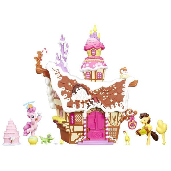 Игровой набор Сахарный дворец My Little Pony Hasbro