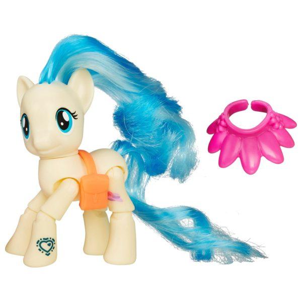 Игрушка Пони с артикуляцией Дизайнер Коко Поммель My Little Pony Hasbro