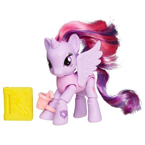 Игрушка Пони с артикуляцией Твайлайт Спаркл My Little Pony Hasbro
