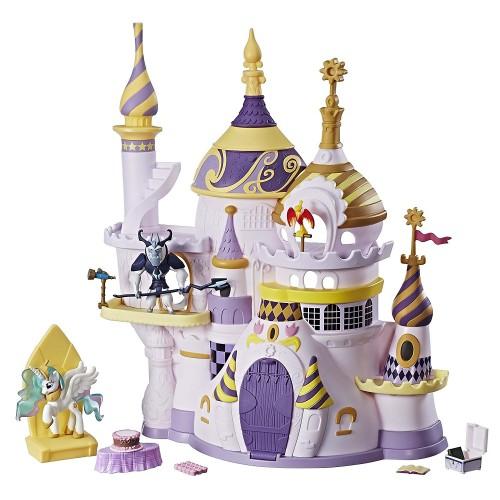 Коллекционный набор Замок Принцессы Селестии Праздник дружбы My Little Pony Hasbro