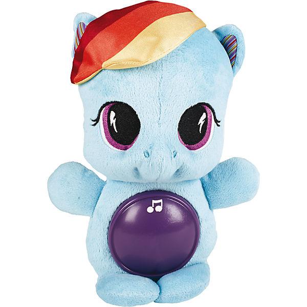 Мягкая игрушка My Little Pony Пони Рейнбоу Дэш озвученная 25 см Playskool Hasbro