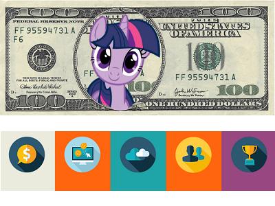 Партнерская программа магазина игрушек My Little Pony
