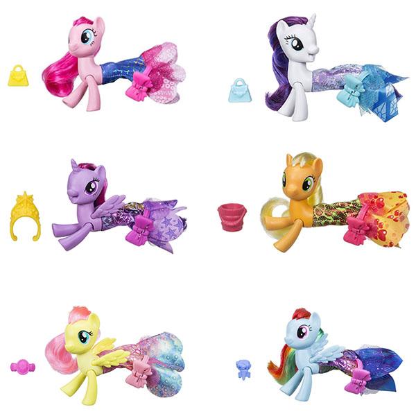 "Игрушка Пони в волшебном платье ""Мерцание"" My Little Pony Hasbro"
