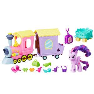 Игровой набор Поезд Дружбы с фигуркой My Little Pony Hasbro