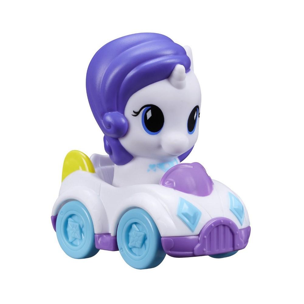 Игровой набор Пони и автомобиль My Little Pony Hasbro