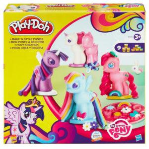 Игровой набор Создай любимую Пони My Little Pony Play-Doh