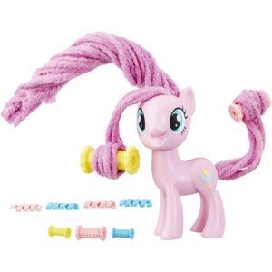 Игрушка Пони с праздничными прическами Пинки Пай My Little Pony Hasbro