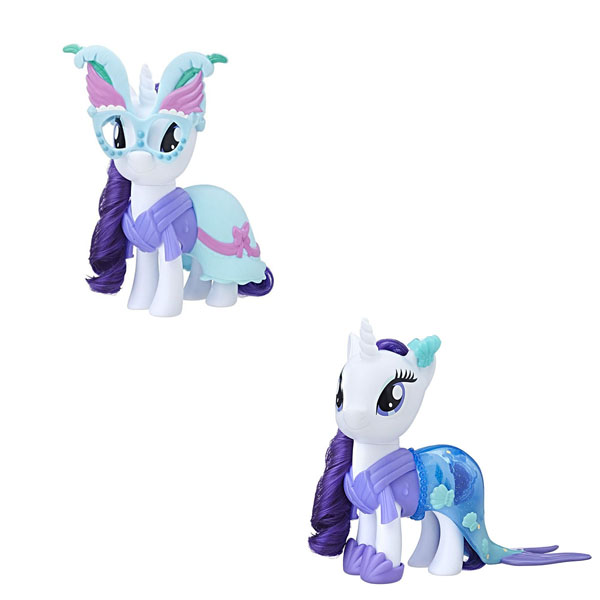Игрушка Рарити Сияние Пони-модницы My Little Pony Hasbro