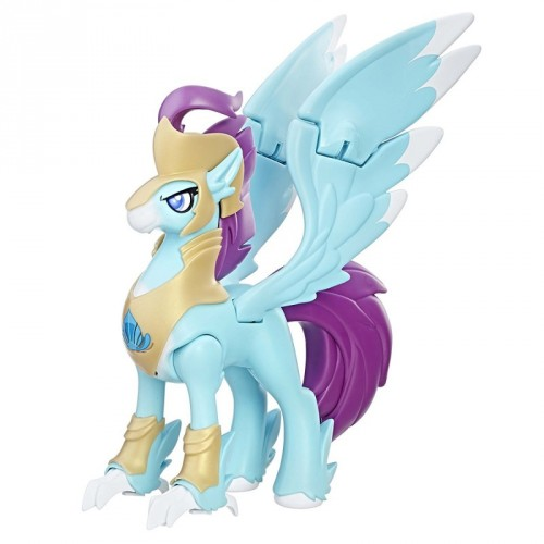 Интерактивная игрушка Стратус Скайрейнджер 20 см Мерцание My Little Pony Hasbro