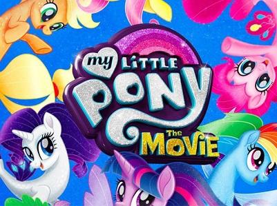 Новый мультфильм My Little Pony в кино 2017 года