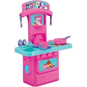Детская кухня Май Литл Пони 14 предметов (свет, звук) HTI My Little Pony
