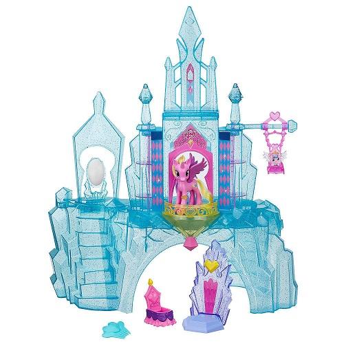 Игровой набор Кристальный замок My Little Pony Hasbro