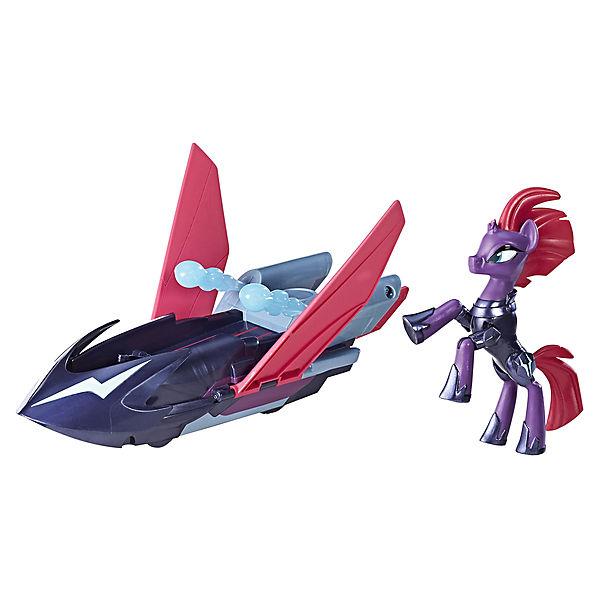 Игровой набор Транспортное средство Темпест Шэдоу Хранители гармонии My Little Pony Hasbro