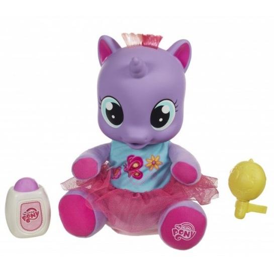 Интерактивная игрушка Озорная малышка Хохотушка Лили My Little Pony Hasbro