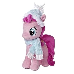 Мягкая игрушка Пинки Пай Новогодняя 25 см Pinkie Pie Winter My Little Pony Aurora