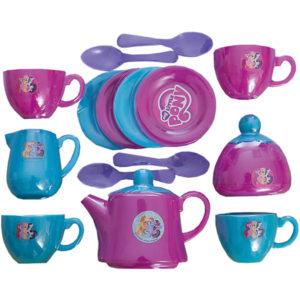 Детский Чайный набор 17 предметов My Little Pony HTI