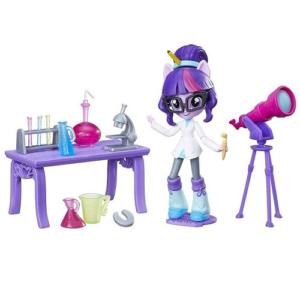 "Игровой набор ""Научная лаборатория"" Твайлайт Спаркл Equestria Girls Hasbro"