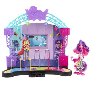 "Игровой набор ""Рок-концерт Эквестрия герлз"" с Пинки Пай Equestria Girls Hasbro"