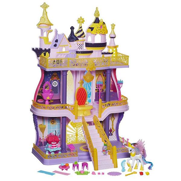 Игровой набор Замок Кантерлот 73 см My Little Pony Hasbro