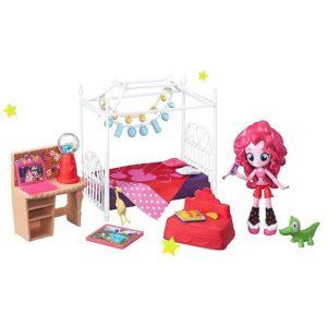 Игровой набор кукол Пижамная вечеринка Equestria Girls Hasbro