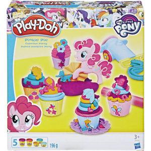 Игровой набор с пластилином Вечеринка Пинки Пай My little Pony Play-Doh Hasbro