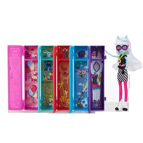 Игровой набор школьных аксессуаров Шкафчики Equestria Girls Hasbro