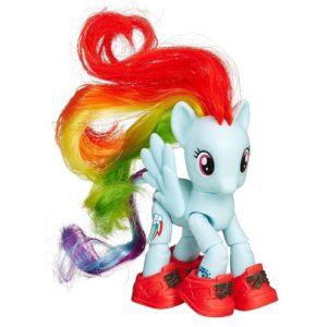 Игрушка Пони с артикуляцией Спортивная Рейнбоу Дэш My Little Pony Hasbro