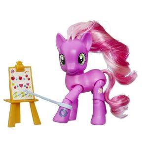 Игрушка Пони с артикуляцией Ученица Черили My Little Pony Hasbro