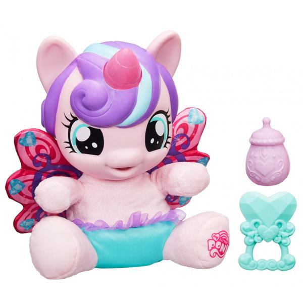 Интерактивная игрушка Малышка Пони-принцесса My Little Pony Hasbro