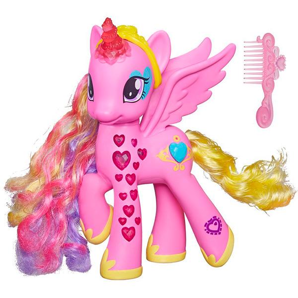 Интерактивная игрушка Пони-модница Принцесса Каденс My Little Pony Hasbro