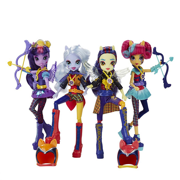 Кукла Спорт Темномолнии Игры Дружбы Equestria Girls Hasbro