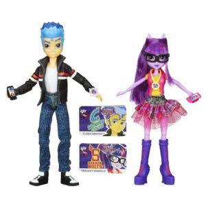 Набор кукол Твайлайт Спаркл и Флэш Сентри Equestria Girls Hasbro