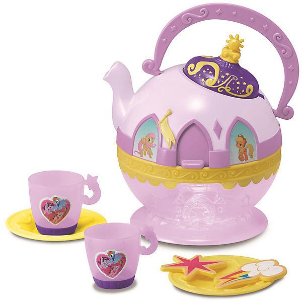 Набор посуды Чайный сервиз с музыкой My Little Pony HTI