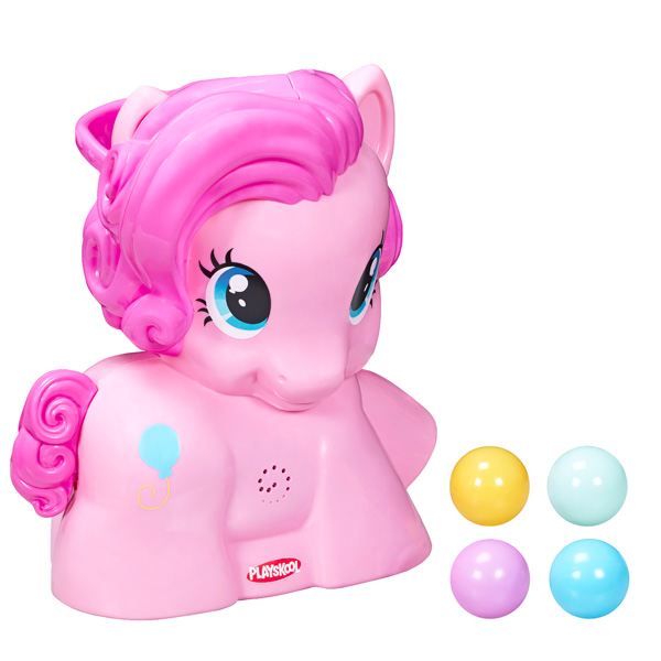 Развивающая игрушка Пинки Пай с мячиками Playskool My Little Pony Hasbro