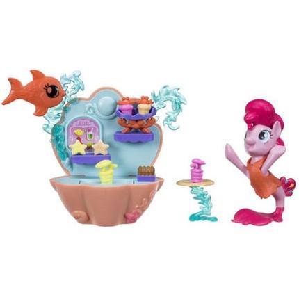Игровой набор Рарити и ванна-ракушка с трюмо My Little Pony Hasbro