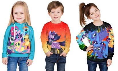 Детская одежда и обувь Май Литл Пони (My Little Pony)