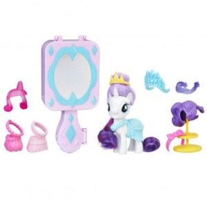 Игровой набор Возьми с собой Модный бутик Рарити My Little Pony Hasbro