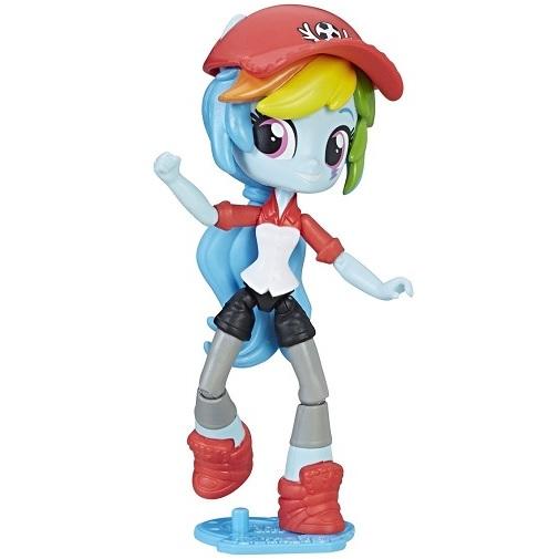 Мини-кукла Rainbow Dash My Little Pony Equestria