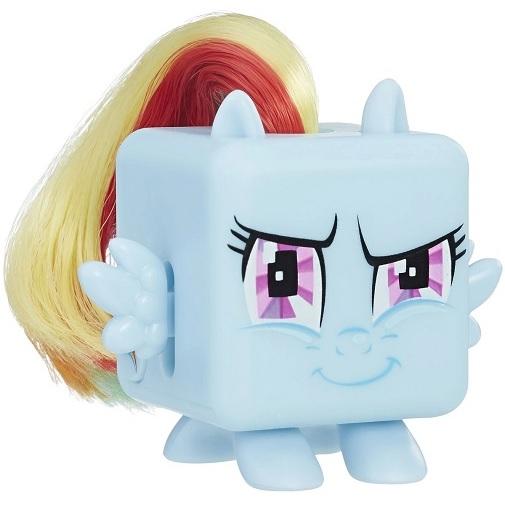 Fidget Its Антистрессовая игрушка Радуга Дэш Кубик My Little Pony