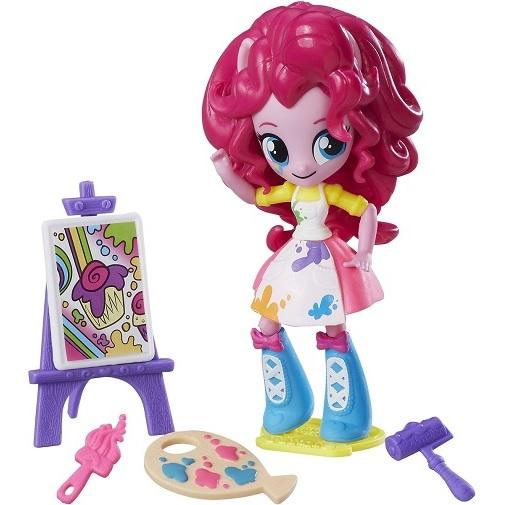 Мини-кукла Пинки Пай My Little Pony Pinkie Pie Equestria Girls