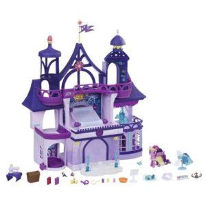 Игровой набор замок «Школа Дружбы» My Little Pony Hasbro