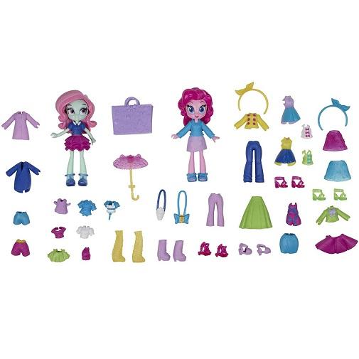 Игровой набор Девочки Эквестрии модницы Пинки Пай и Минти My Little Pony (Копировать)