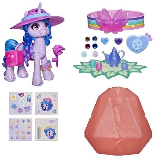 Игровой набор Алмазные приключения Иззи Мунбоу My Little Pony