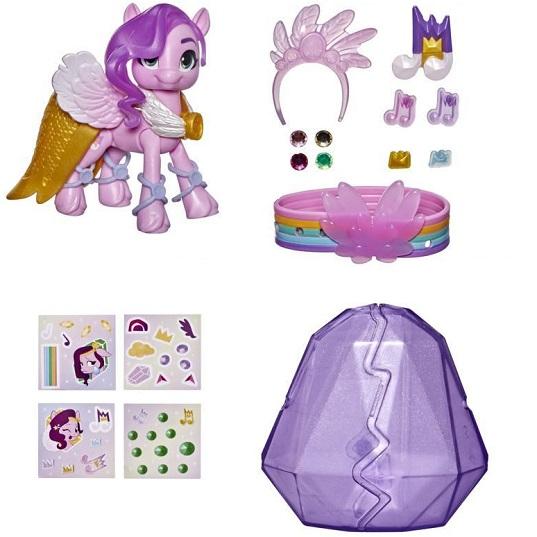 Игровой набор Алмазные приключения Пипп Принцесса Петалс My Little Pony