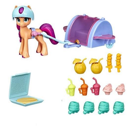 Игровой набор Муви Меджик Санни Старскаут My Little Pony