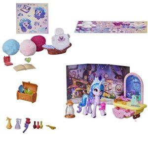 Игровой набор Сияющие сцены Иззи Мунбоу My Little Pony